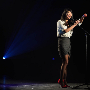 Kee-Yoon sur scène