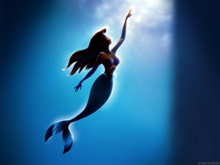 la petite sirène Ariel