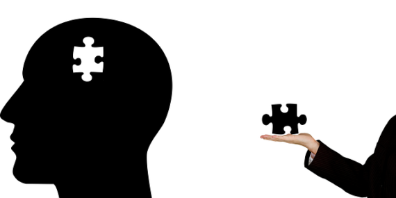 Illustration d'une thérapie psychologique.