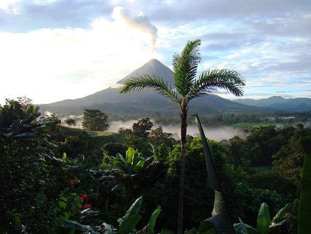 Le Costa Rica est une destination de croisière.