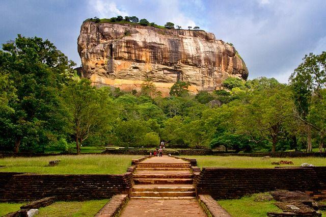 Le Sri Lanka est une destination de croisière.
