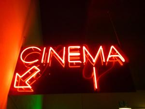 panneau cinéma