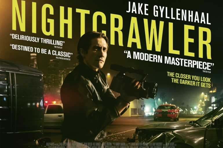 Affiche de Night Call (Nightcrawler)