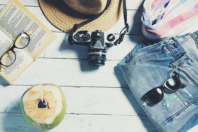 Des accessoires et vêtement pour une croisière parfaite.